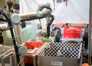 Amazon robotic arm