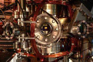 MIT Ultra cold qubit