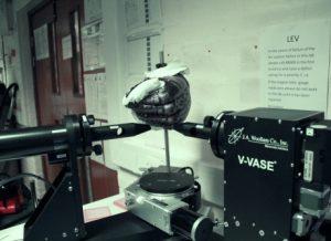 The gauntlet in the ellipsometer