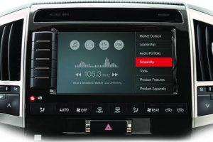 Silicon Labs car radio