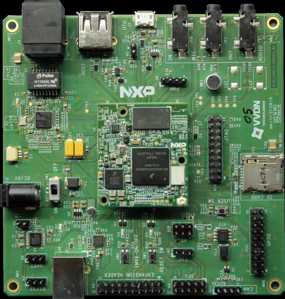 NXP IoT platform