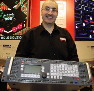 Calibre CEO, Tim Brooksbank
