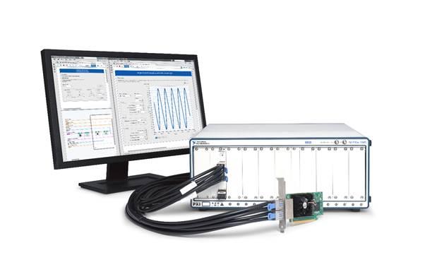 NI adds PCI Express Gen 3 remote control