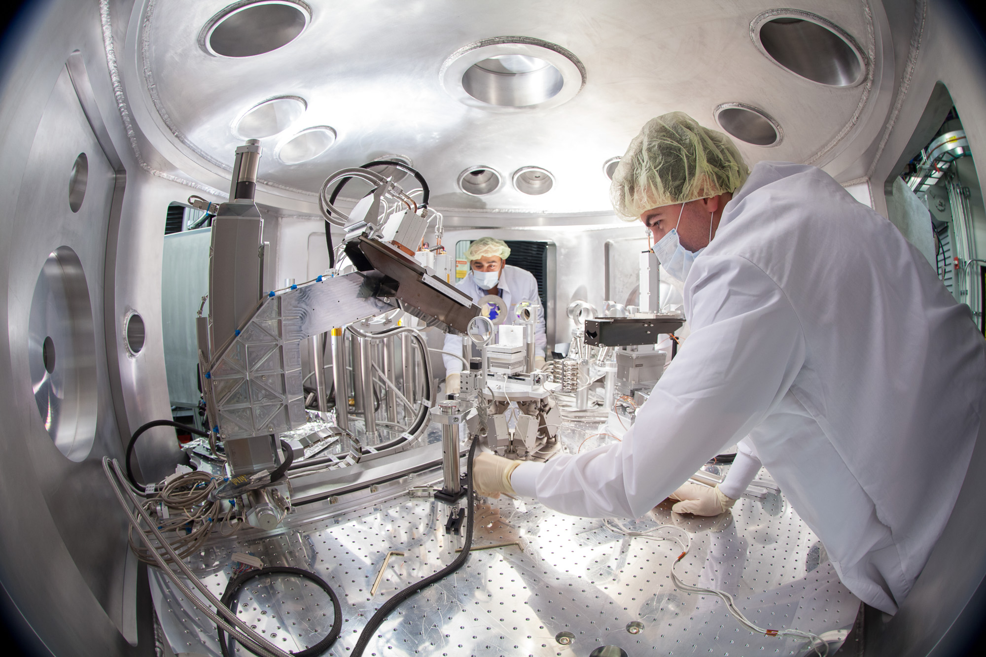 Picture of the Day: Particle physics X-ray laser system ...