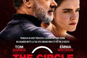 The Circle poster, Tom Hanks