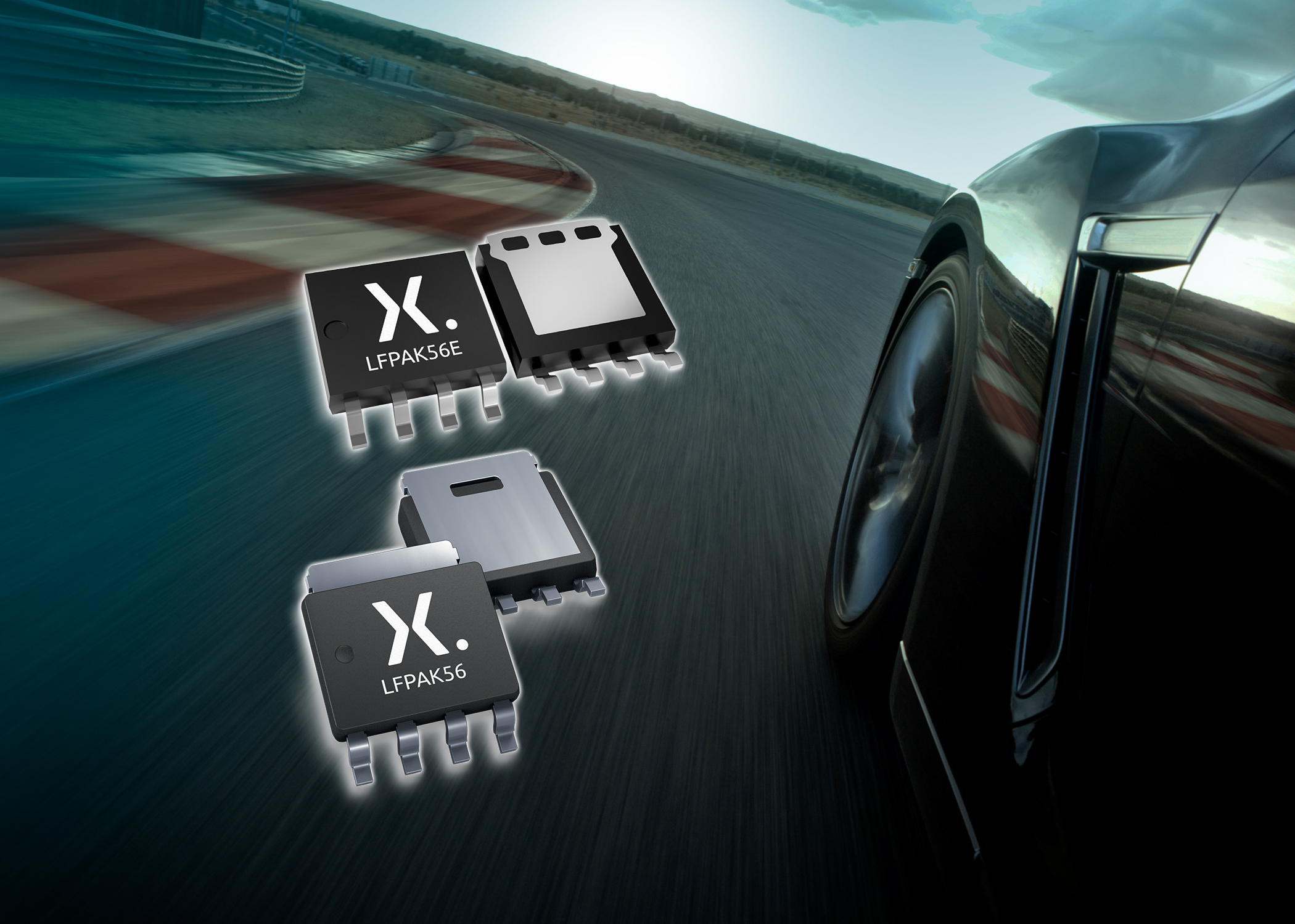 Nexperia Launches New Trench 9 Power Mosfets