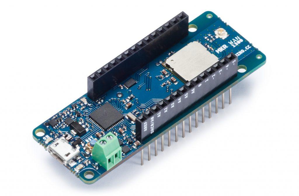 Arduino-MKR-WAN side