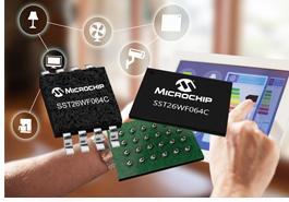 microchip SST26WF064C flash
