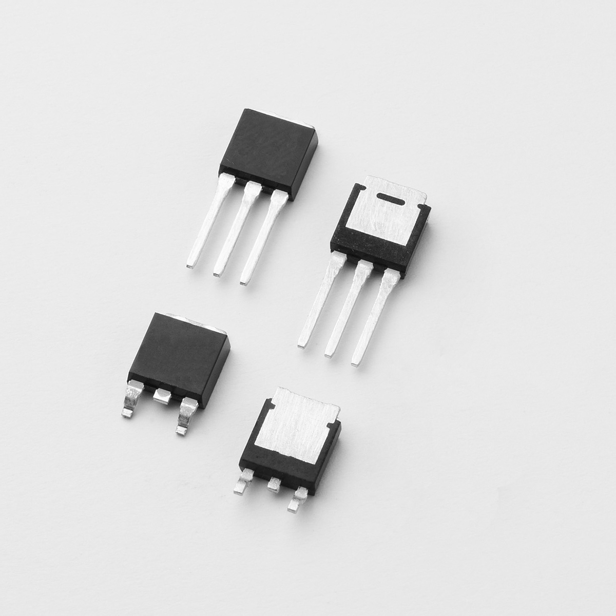Surface Mount Circuit Protection Device Runs At High Temperatures In Tester For Scr Diodes And Transistors