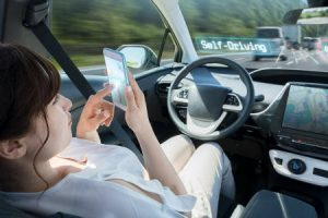 ARM autonomous driving