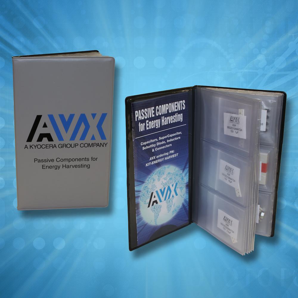 AVX launches Energy Harvesting Design Kit