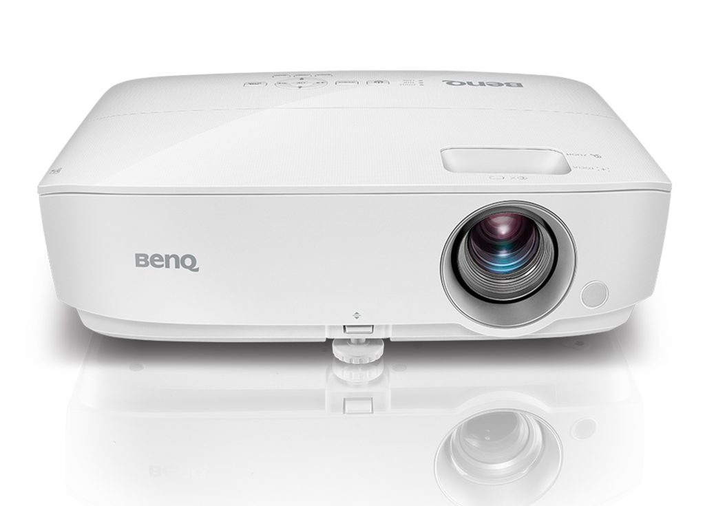 BenQ W1050 Home Cinema Projector front