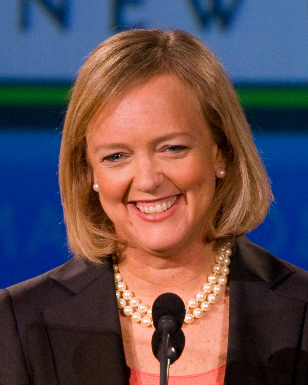 Meg Whitman to step down as HPE chief executive