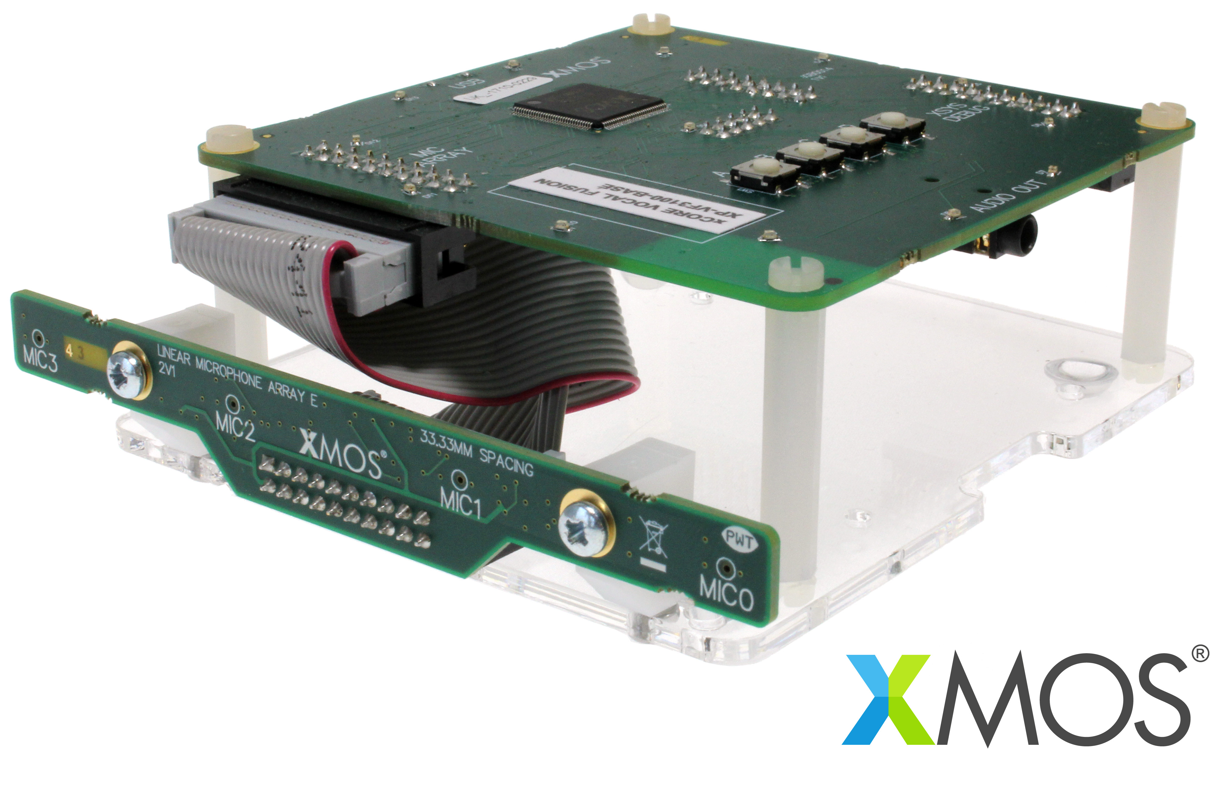 Xmos launches development kit for far field voice capture Smart home architecture based on event driven dpws