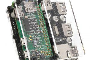 Raspberry Pi Zero can work with Arduino