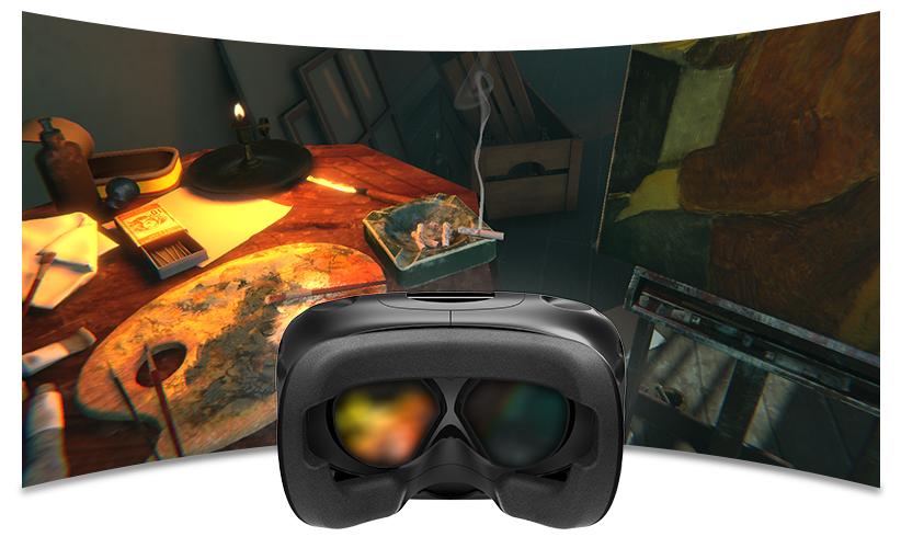 Virtual reality paints Modigliani's studio in a new light