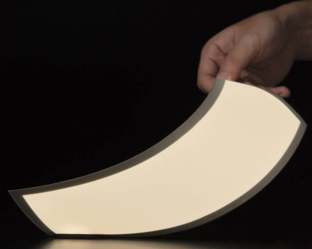 LG Display OLED light panel