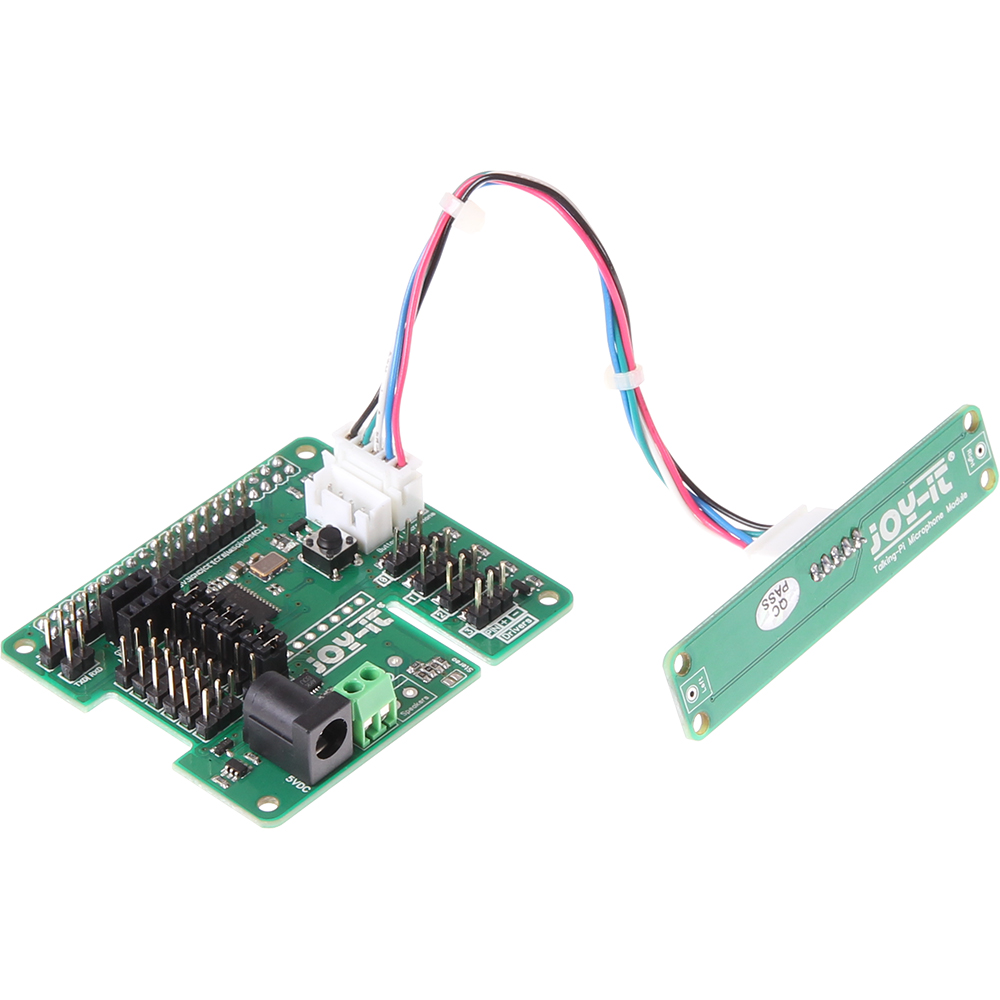 Conrad Business Supplies adds voice control module for Raspberry Pi