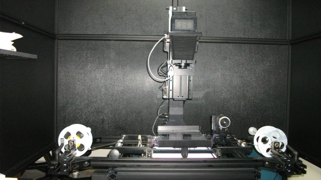 Stokes Imager used to digitize image frames