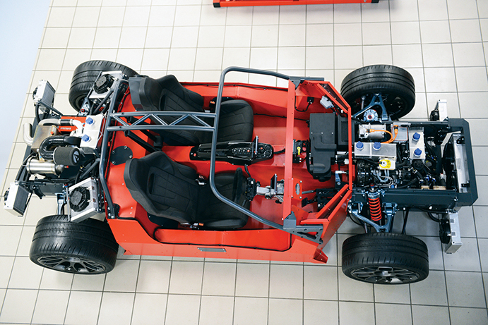 Somerset Hipercar Does 0 100mph In 3 8 Seconds