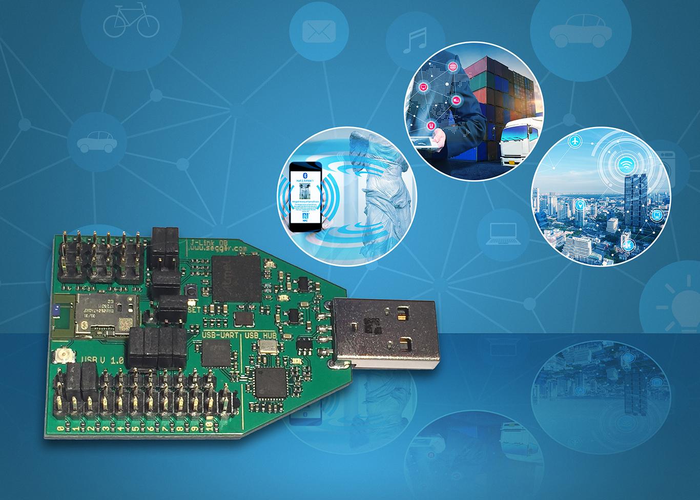 Toshiba brings out USB-based BLE development platform