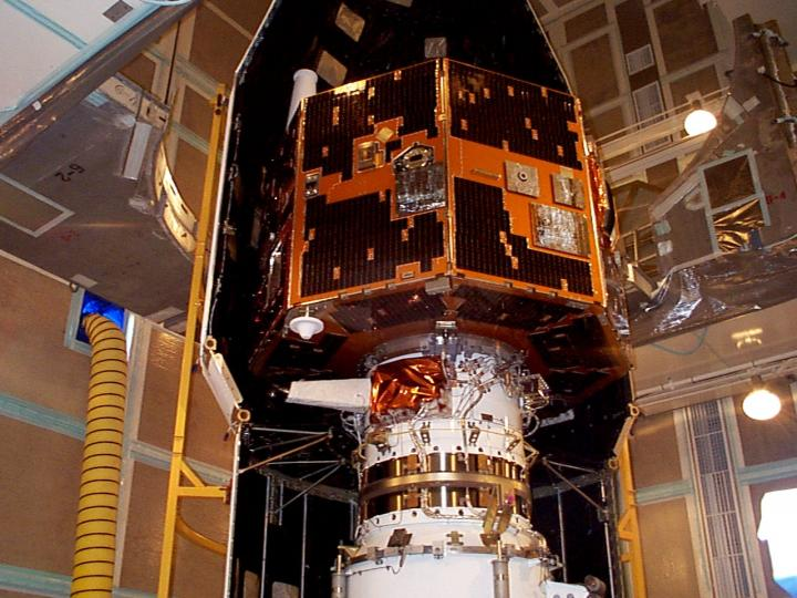 Amateur finds lost NASA satellite