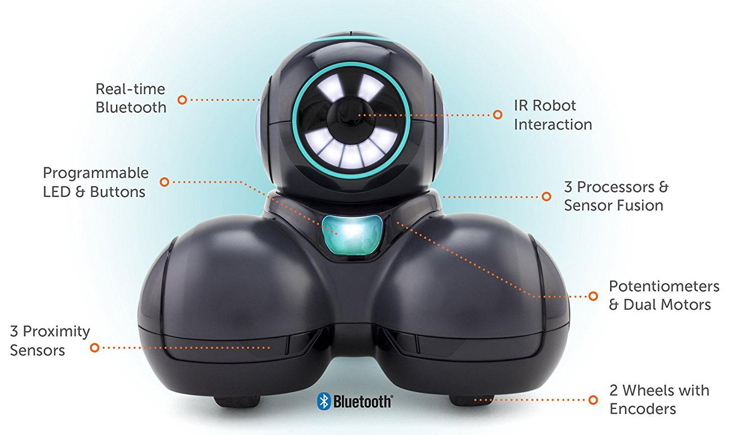 The Cue For Teaching Kids Robotics