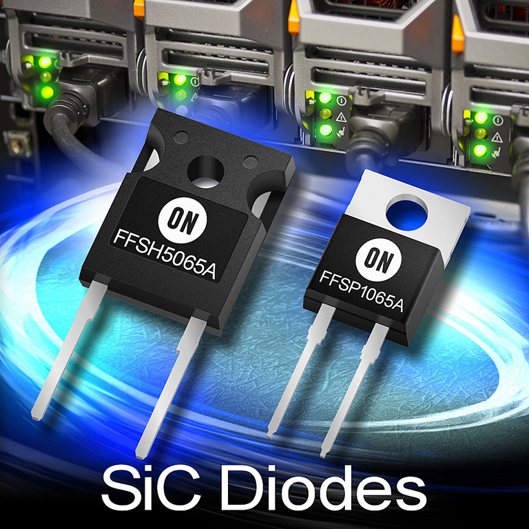 On Extends Sic Diode Range