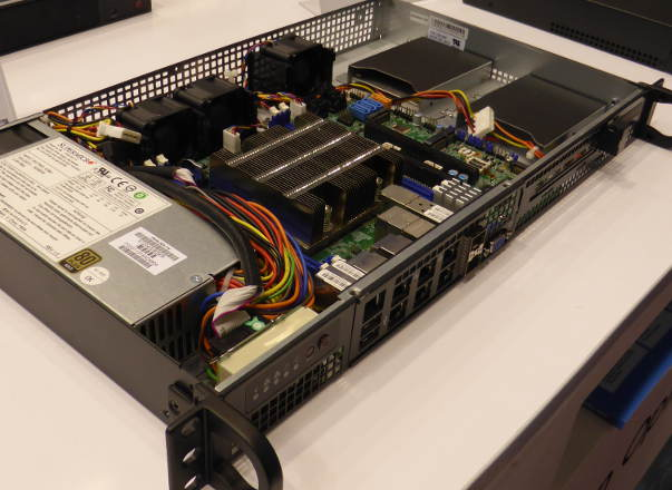 Embedded World: Supermicro's Skylake-D, IoT edge PCs and 20 NVMe