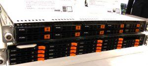 Supermicro-20x-NVMe-drive-server