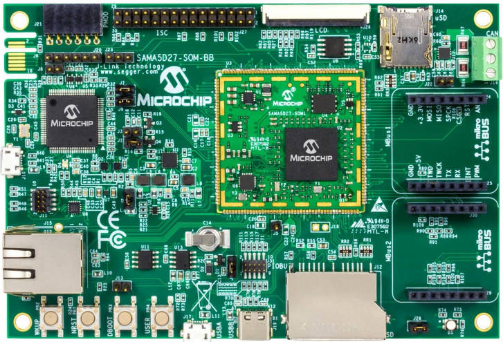 Embedded World: System-in-package-on-module eases industrial Linux