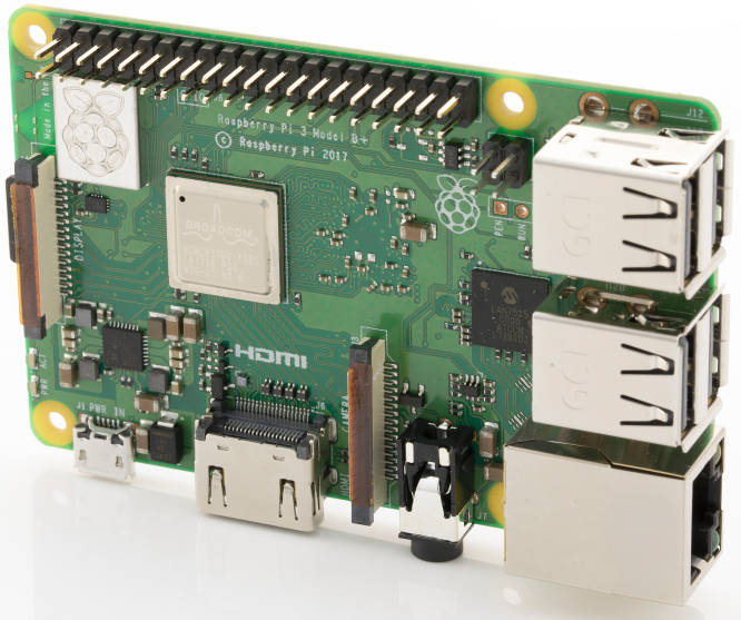f44e0575a1610a Raspberry Pi 3 gets faster, better Wi-Fi, and PoE-ready