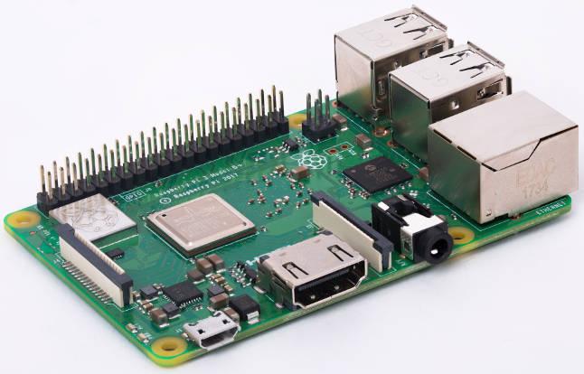 Meet Raspberry Pi 3 Model A+, and Raspbian gets a media player