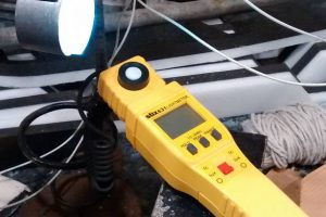 light-meter-and-1.6m-test-rig