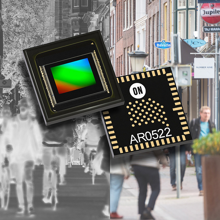 ON Semi Launches Image Sensors With NIR Capability