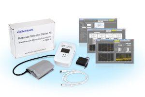 Renesas-blood-pressure-monitor-eval-kit