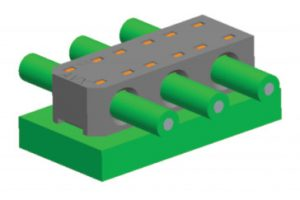 AVX-9176-800-low-profile-IDC-connector-daisy-chain