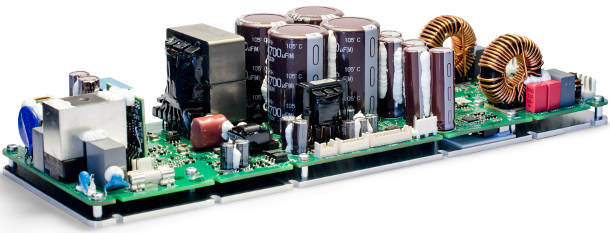 1,200W Class-D audio amplifier has 130dB SNR and built-in mains PSU