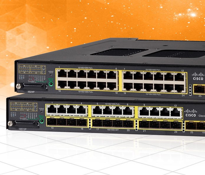 Amplicon offers Cisco Ethernet switch for extreme environments