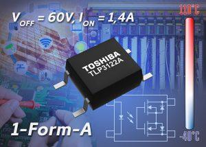 Toshiba puts industrial photorelay into volume production