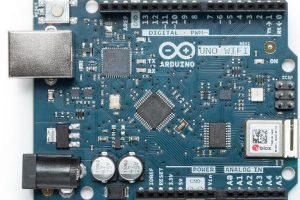 Arduino-Wi-Fi-Rev-2 ATmega4809