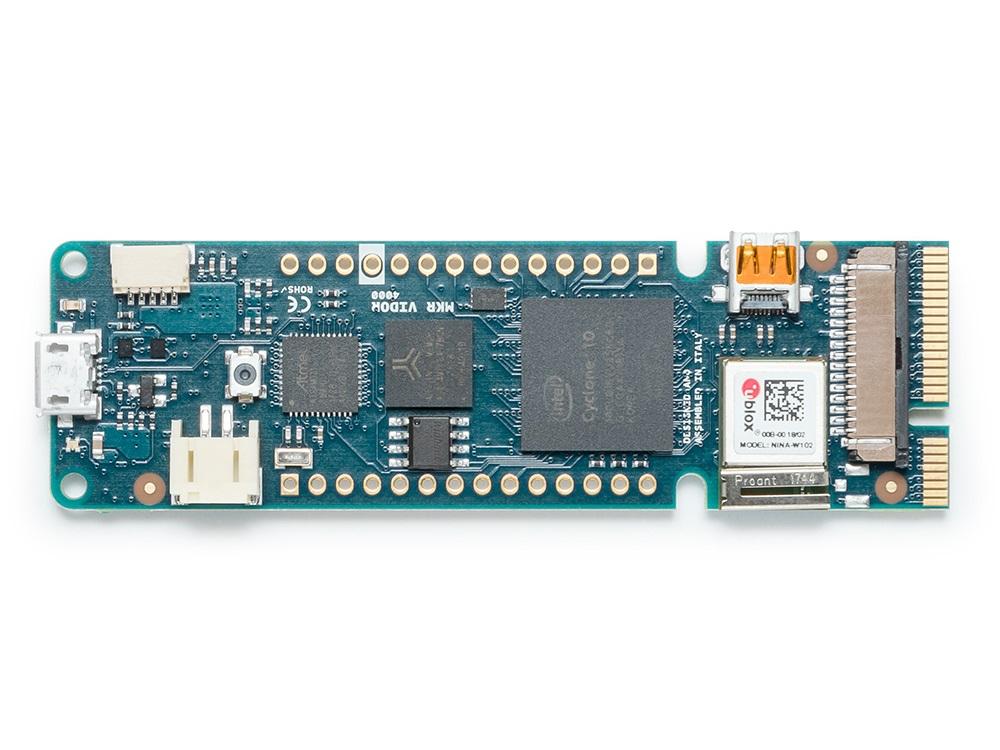 Arduino and u-blox add four boards