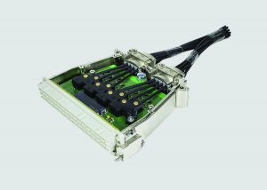 IGBT power interface combines electrical and optical