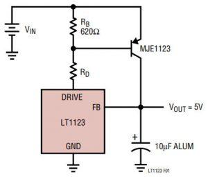 LT1123-MJE1123