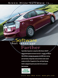 Green Hills supports Automotive Grade Linux with secure RTOS