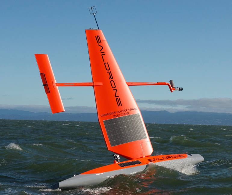 Most Read articles - EUV at 7nm, sailing drones, smart cities