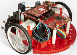 TI Robotics System Learning Kit gets up to speed with robotics