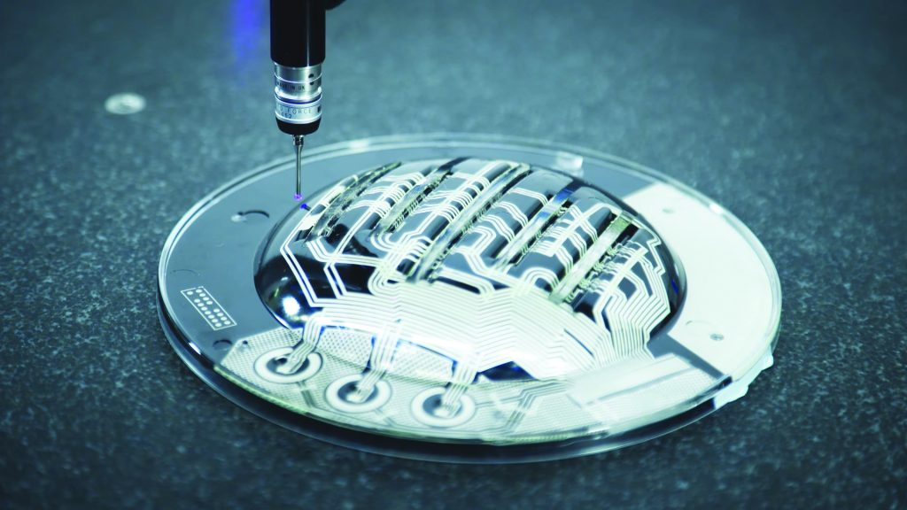 Picture of the Day: 3D injection moulded electronics