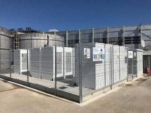 Plessey-KiWi-Amber Tesla grid battery