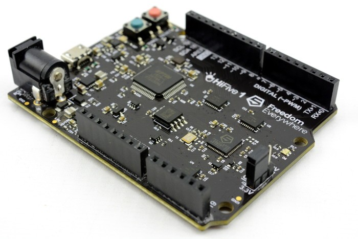 RS details RISC-V processing hardware in the shape of Arduino
